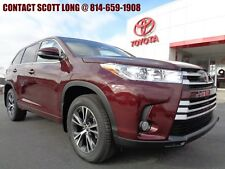 2017 Toyota Highlander New 2017 LE All Wheel Drive 3.5L AWD