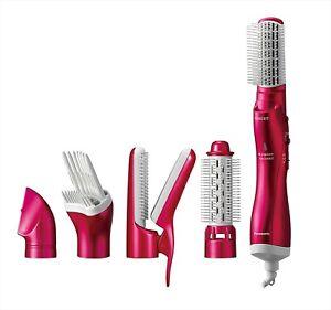 Panasonic KURUKURU Dryer Nano Care EH-KN99-RP Rouge Pink With Tracking NEW