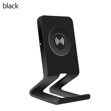 Fast Qi Wireless Charging Charger Dock Pad for Samsung Galaxy Apple iPhone X S8 Black