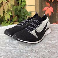 NEW Nike Zoom Fly Flyknit Black White Oreo Running Shoes Mens Size 11 BV6103-001
