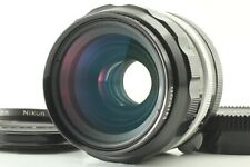 [NEAR  MINT] Nikon Nikkor O C 35mm f2 Non-Ai Wide Angle Lens From JAPAN #F184