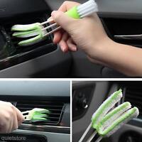 1*STK  KFZ-Auto Klimaanlage Luftdüse Bürste Pinselreiniger Fensterladen Pinsel
