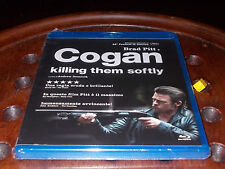Cogan - Killing them softly  Eagle  Blu-Ray ..... Nuovo