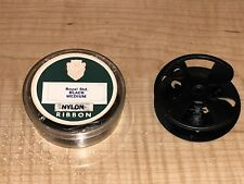 NOS Royal Standard Typewriter steel spools W Black Ribbon