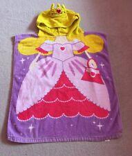 Fairy Princess Hooded Beach Holiday Towel 3D