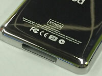 New iPod 5th 5.5 Gen Video 256GB Thick 8mm Back Cover Rear Plate Case Housing