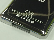 New iPod 5th 5.5 Gen Video 256GB Thin 5mm Back Cover Rear Plate Case Housing