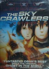 Mamoru Oshii's The SKY CRAWLERS (2008) Director of Ghost in the Shell SEALED