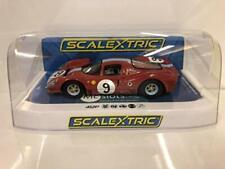Scalextric 412P Brands Hatch 1967#9 1:32 Slot Race Car C3946
