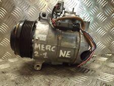 MERCEDES E CLASS W212 2.1 DIESEL A/C AIR CON PUMP COMPRESSOR 4472807081