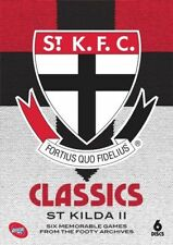 AFL Classics: St Kilda II [Region 4] - DVD - New - Free Shipping.