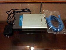 D-Link AirPlus Xtreme G DI-624S 54 Mbps 4-Port 10/100 Wireless G Router...