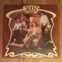 Fox ‎– Fox Self Titled -  Vinyl LP Album 33rpm 1975 GTO ‎– GTLP 001
