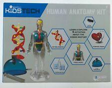 Vivitar Kids Tech Human Anatomy Science Kit New