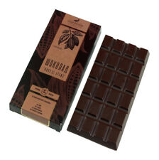 Unsweetened Dark Chocolate Sugar Free Healthy Natural 100% Cocoa 70 g