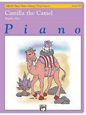 Camilla the Camel (piano solo); Mier, Martha, ALFRED - 12877