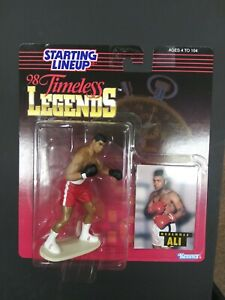 1998 Muhammad Ali Mint Condition Starting Lineup - See Pictures