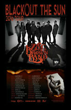 ZAC BROWN BAND REPLICA 2016 CONCERT POSTER