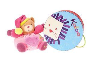 Kaloo Pop Chubby Pink Bear