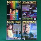 STAR TREK MAGAZINE Lotto di 4 del 2000/2001 (ITA) Rivista Ufficiale Magazine