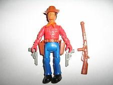 RARE~MAXI M2 ACTION BOYS~Personnage Articulé~COWBOY~ALL/FR~1977~TOP