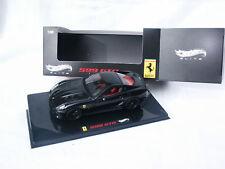 FERRARI 599 GTO NOIRE  1/43 ELITE HOTWHEELS