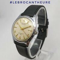 ⌚ Decora 17 rubis Montre Vintage Ancienne Calibre Swiss Brac 107 - circa 1950