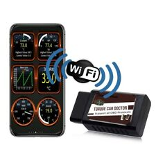 OBD OBD2 Scanner Car Check Engine Fault Diagnostic Tool Code Reader WiFi