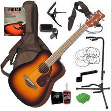 Yamaha JR2 Junior Acoustic Guitar - Tobacco Sunburst COMPLETE GUITAR BUNDLE