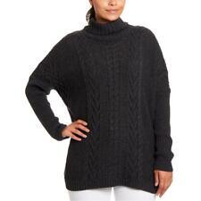 Joesph un cable de punto para mujer Suéter De Cuello Alto Suéter Superior Ajuste Acanalado BHFO 4216