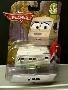 New/Sealed 2014 Disney Pixar Planes ~ WINNIE ~ Piston Peak Series ~ RV