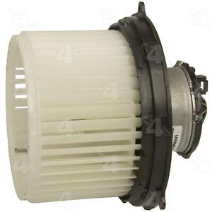 HVAC Blower Motor Rear 4 Seasons 75847