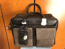 Reisetasche Bull&Hunt Rindleder Ledertasche Tasche Bordgepäck Reisegepäck