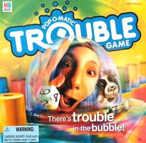 Trouble Pop-O-Matic Game Replacement Pieces Pegs, Board, New 2002 You Pick