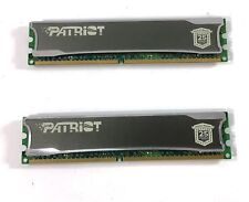 Patriot 4GB (2X2GB) DDR2 PC2-6400 800MHz PDC24G6400ELK