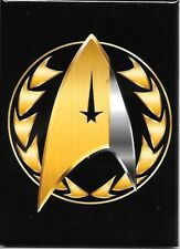 Star Trek Discovery Tv Admiral Badge Logo Refrigerator Magnet New Unused