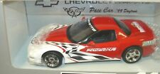 1/18,  1999 Corvette Rolex Pace car , red , in the box, the box may or may n