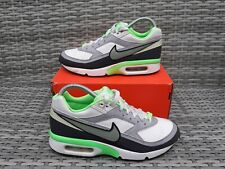 Nike Air Max BW Classic White/Neon size 5.5 Men's Trainers 2012