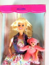 Barbie Zellers Teddy Fun NRFB #15684 Exclusive Canadian Edition NRFB almost MINT