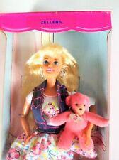 Barbie Zellers Teddy Fun NRFB #15684 Exclusive Canadian Edition