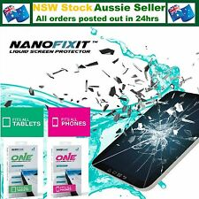 NanoFixit One Liquid Screen Protector for Mobile Tablet iPhone iPad iPod Edge