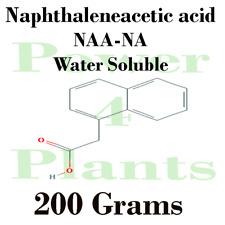 Naphthalene Acetic Acid 98% Naa-Na Water Soluble Plant Hormone Growth Regulator