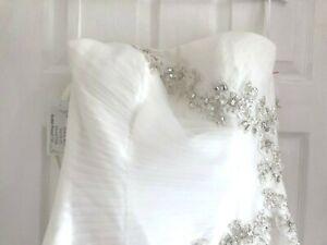 Wedding Dress Bridal Dress Size 16 Elite Bridal