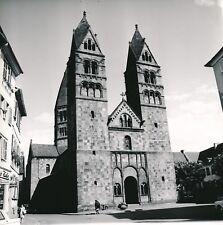 SÉLESTAT c. 1960 - 2 Photos Église Sainte Foy Bas-Rhin - Div 12730
