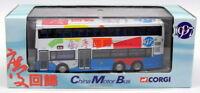 Corgi 1/76 Scale Model Bus 43210 - 11 Metre 3-Axle Olympian - Hong Kong #970