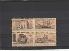 America / USA postfris 1971 MNH block 1052-1055 - Historische Gebouwen