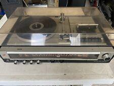 Giradischi Philips 972 Cassette Amplifier Vintage Anni 70/80