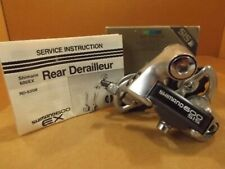New-Old-Stock Shimano 600EX Rear Derailleur w/Short Cage...Model RD-6208 (Boxed)