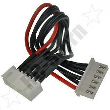 Lipo Balancer Verlängerungskabel 5S Kabel 10cm JST- XH - 22AWG - Silikonkabel
