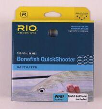 Rio Bonefish QuickShooter WF8F Aqua Blue Sand Free Expedited Shipping 6-20285